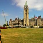 在渥太華的一天