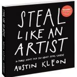 好書介紹:「Steal Like an Artist: 10 Things Nobody Told You About Being Creative」
