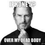 就是 iPhone 5 了