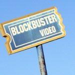 Blockbuster 走路歷史